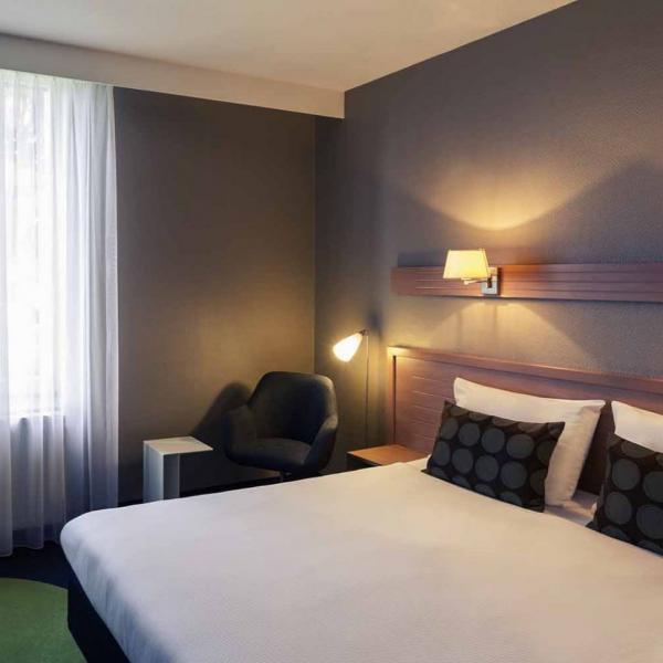 Mercure Hotel Zwolle hotelkamer