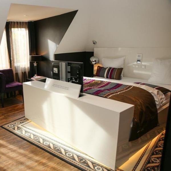 Restaurant Hotel & Spa Savarin hotelkamer