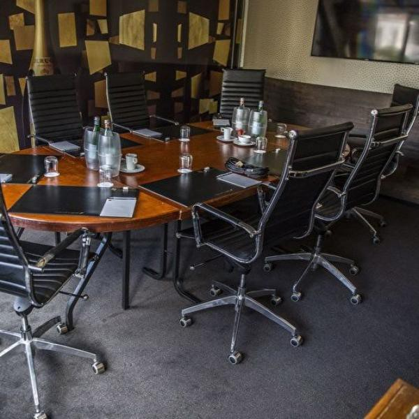 Restaurant Hotel & Spa Savarin vergadering