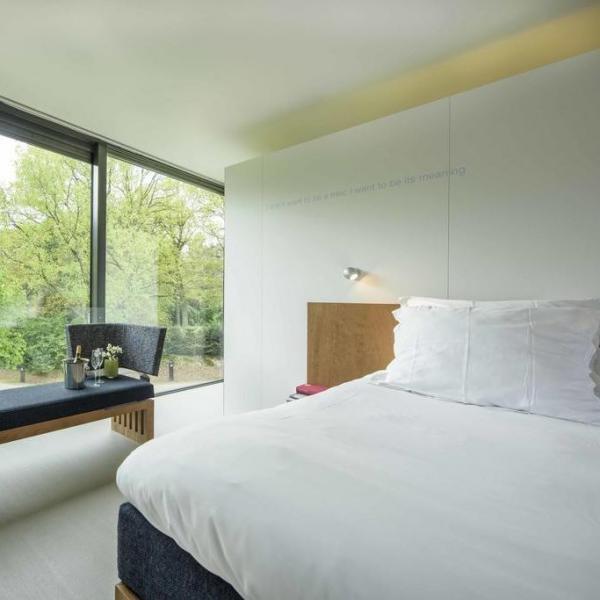 Landgoed de Horst hotelkamer
