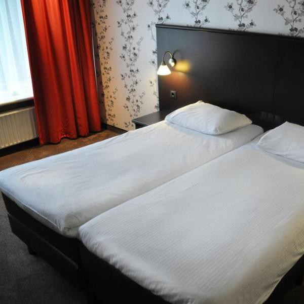 Van Der Valk de Molenhoek-Nijmegen hotelkamer