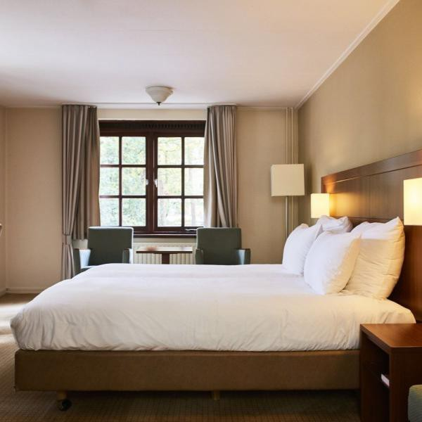Kasteel Kerckebosch hotelkamer