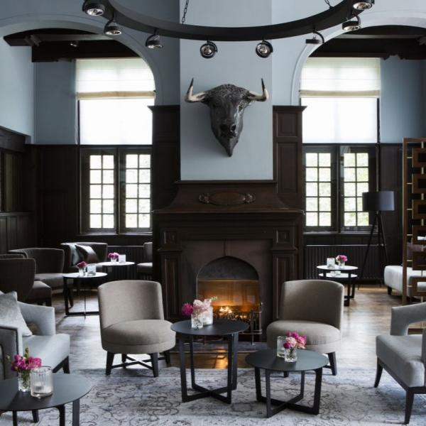 Kasteel Kerckebosch lounge