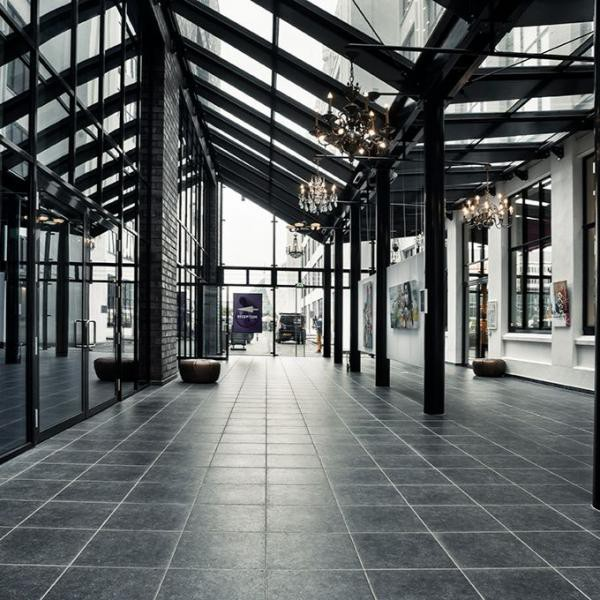 Inntel Hotels Art Eindhoven lobby