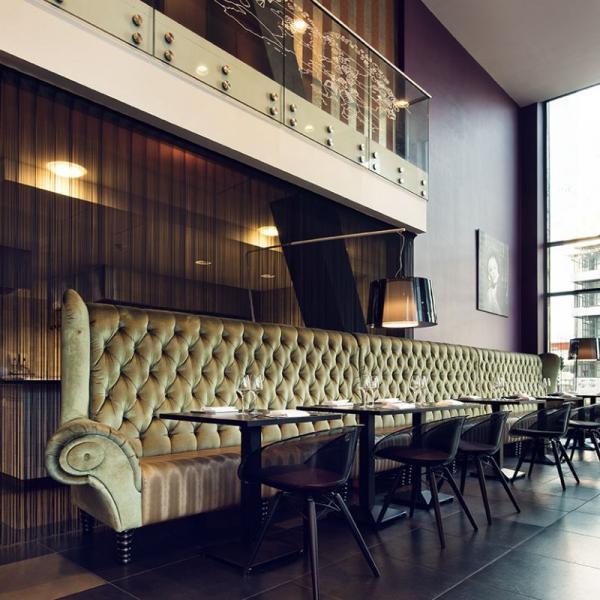 Inntel Hotels Art Eindhoven restaurant