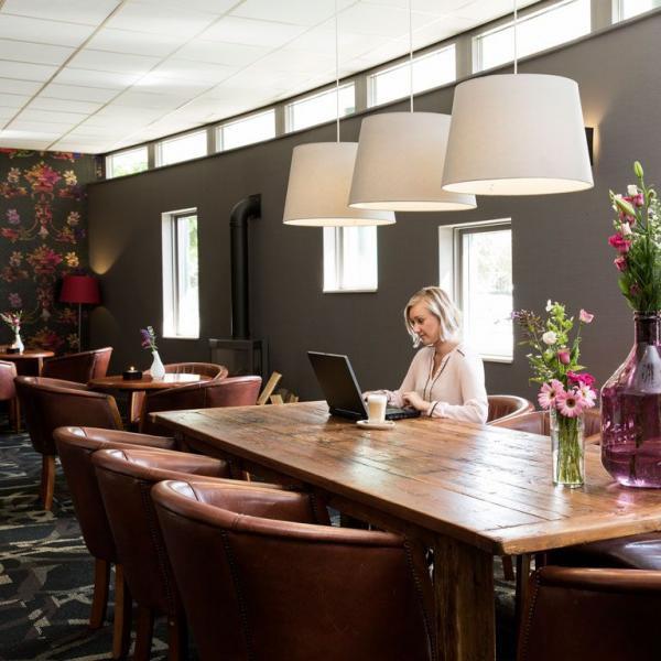 Fletcher Hotel-Restaurant Emmen lounge