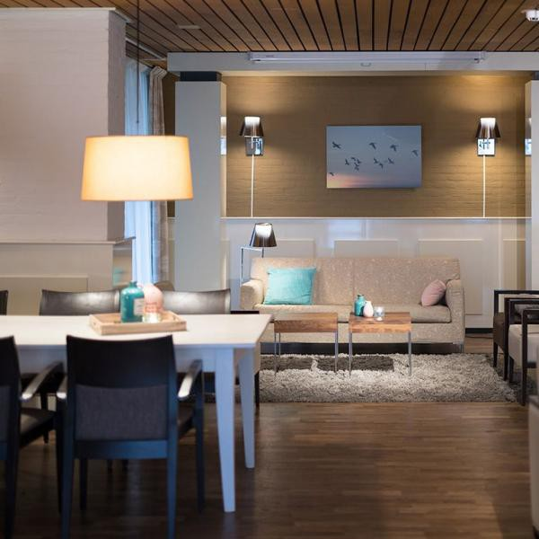 Fletcher Hotel-Restaurant Wolfheze lobby