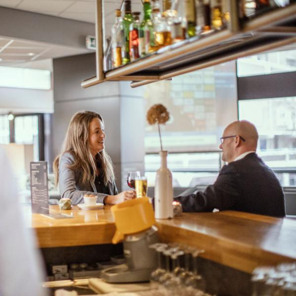 Apollo Hotel Lelystad City Centre bar