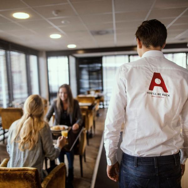 Apollo Hotel Lelystad City Centre restaurant