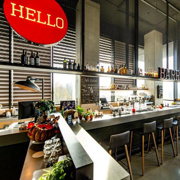 Apollo Hotel Groningen Bar