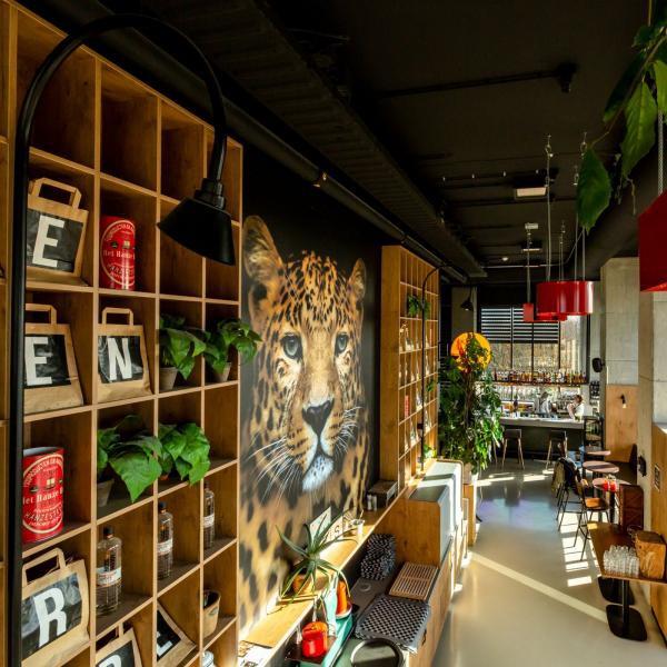 Apollo Hotel Groningen Bar en restaurant