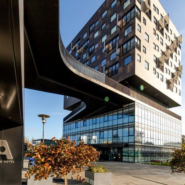Apollo Hotel Groningen Hoofdingang