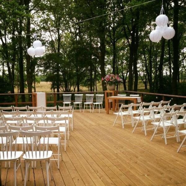 Nieuw Allardsoog bruiloft