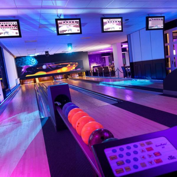 Hotel het Wapen van Delden bowlingbaan