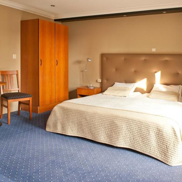 Hotel het Wapen van Delden hotelkamer