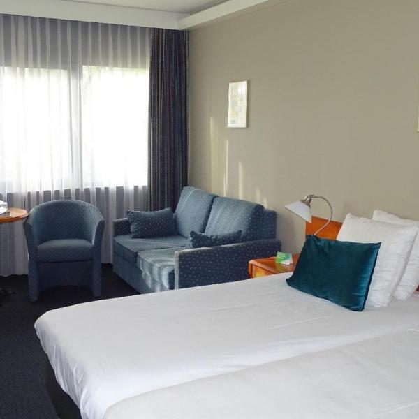 Landgoed Ekenstein hotelkamer
