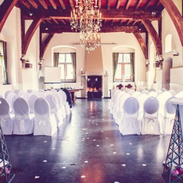 Kasteelhoeve de Grote Hegge bruiloft