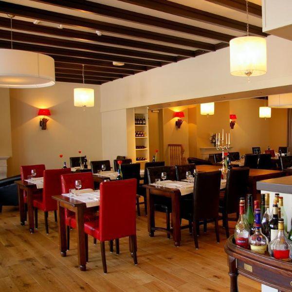 Landhotel De Hoofdige Boer restaurant