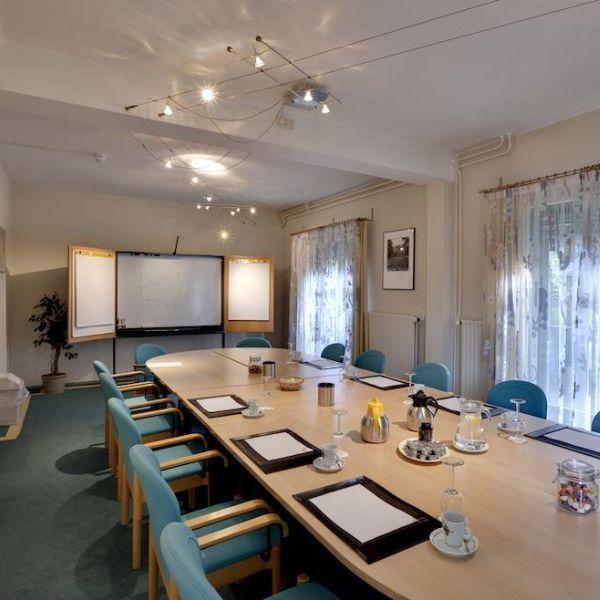 Landhotel De Hoofdige Boer vergaderzaal