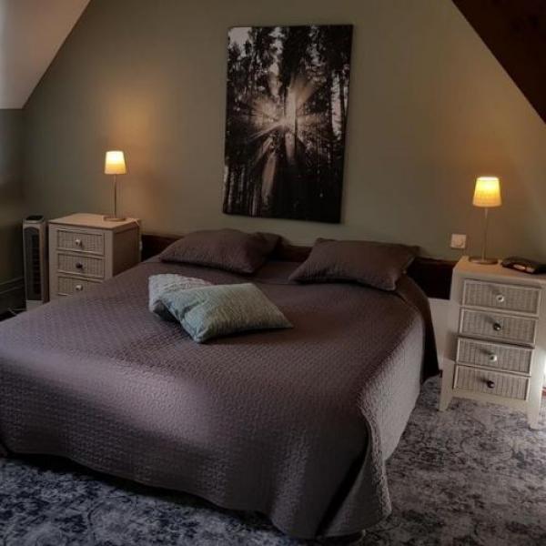 Baron Frits hotelkamer